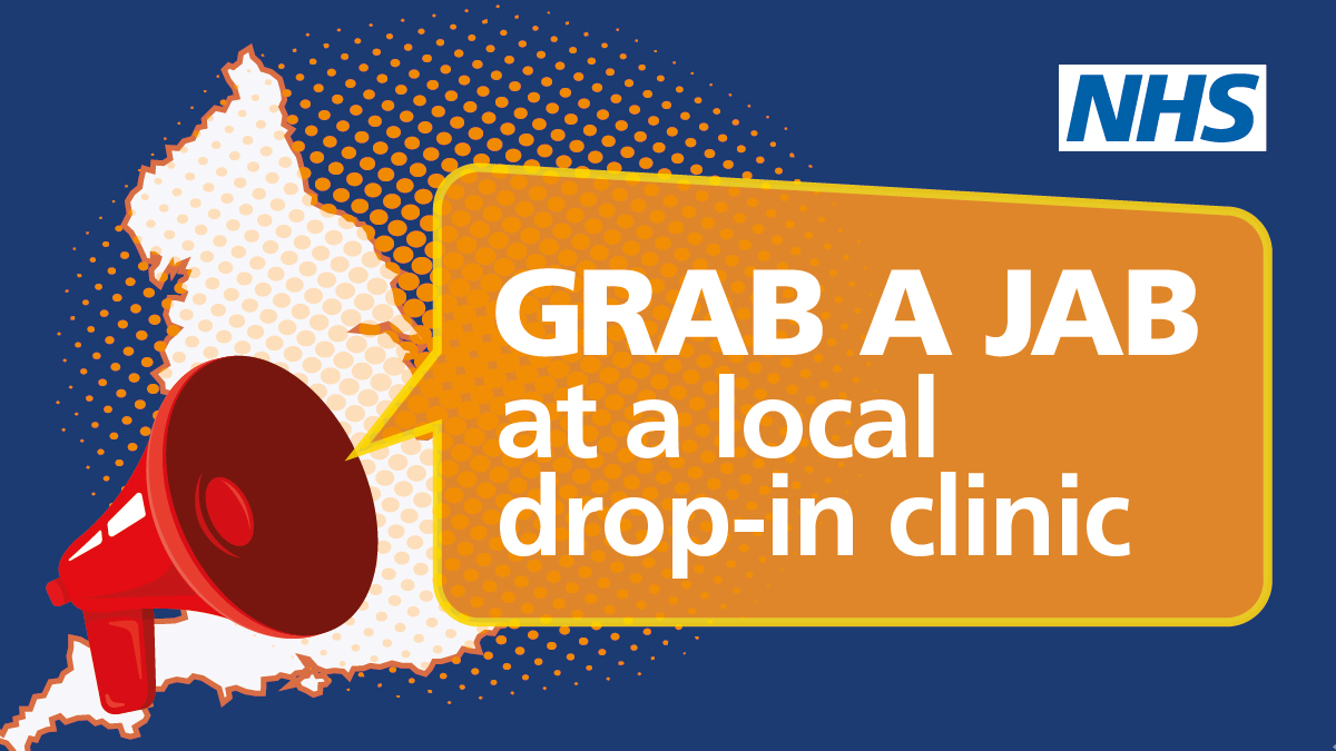 Grab a jab at a local drop-in clinic
